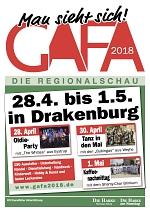 GAFA-Plakat